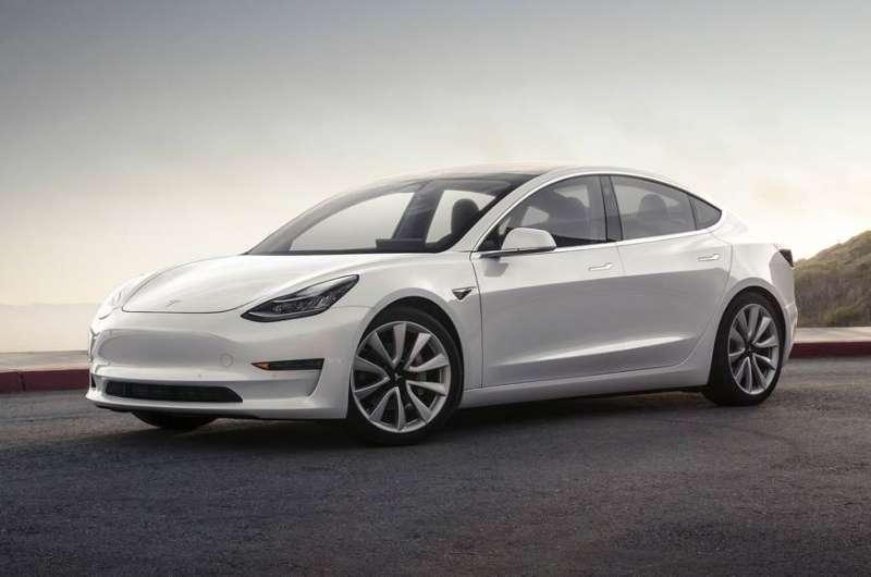 对战大众I.D.电动汽车 特斯拉五年内推出紧凑型电动汽车