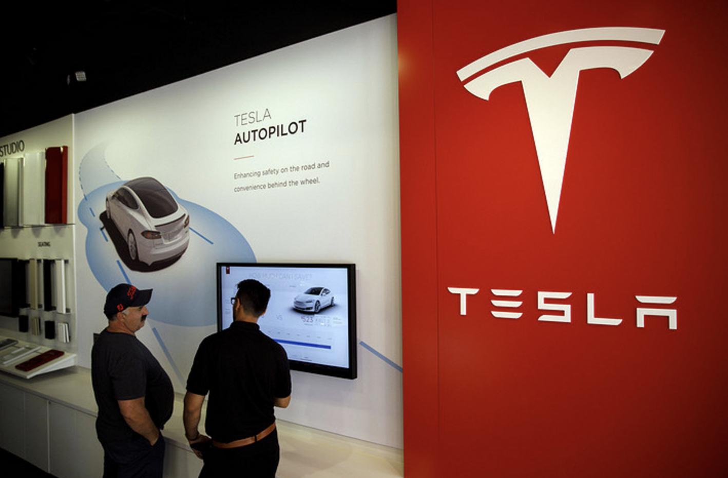 特斯拉Model 3总产量达9万辆 但周产量仍低于4000辆