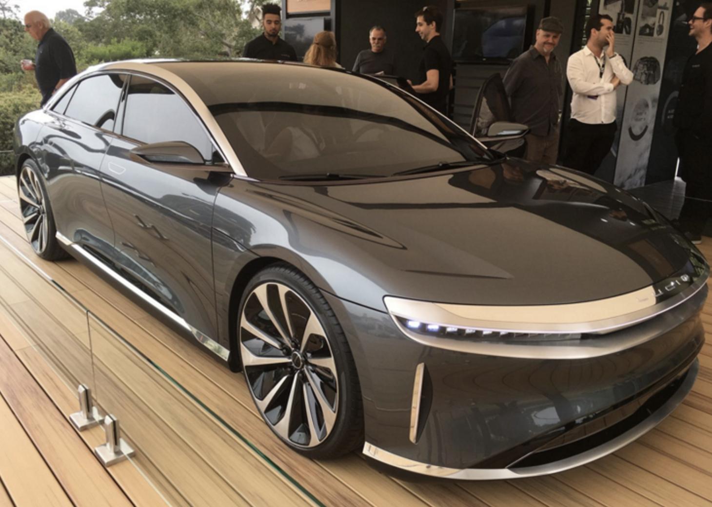 沙特基金投资美国电动汽车初创公司Lucid Motors 10亿美金