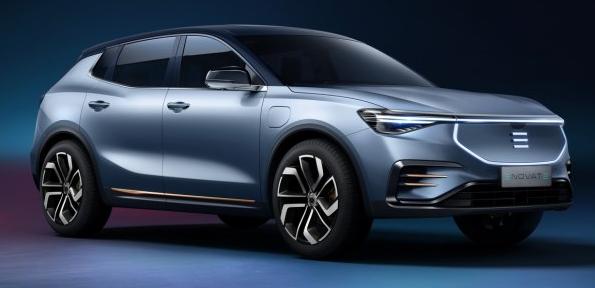 ENOVATE首款车型官图发布 2019年下半年交付