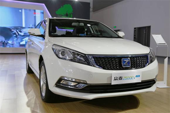 众泰Z500EV Pro 实车曝光 预售或11.99万起 10月正式上市