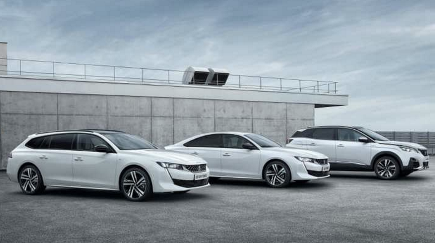 标致发布全新2019款508 与3008 插电式混动车型参数