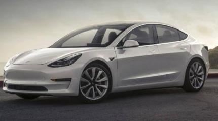 Model 3超过NHTSA测试的所有车辆 实现最低受伤概率