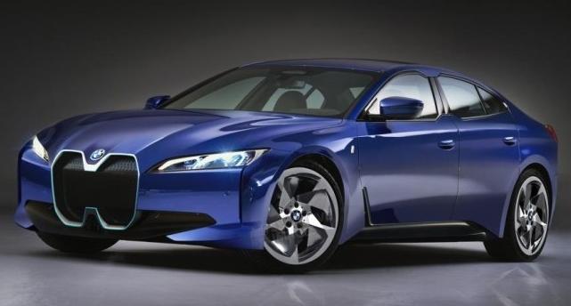 宝马i4的假想图曝光 新车将于2021年推出