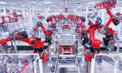 特斯拉产能持续提升 每天生产近千台车