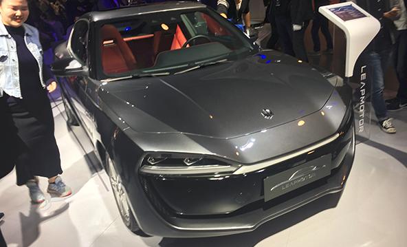 零跑新车计划公布 2021年前推3款新车