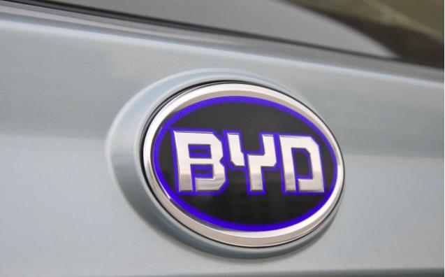 比亞迪發布公告 今年前10個月銷量約40.1萬輛