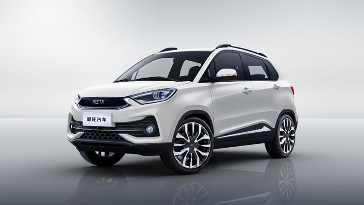 哪吒N01将于广州车展上市 预售6万元起