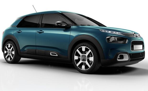 雪铁龙欲将推出 Cactus C4纯电动版车型