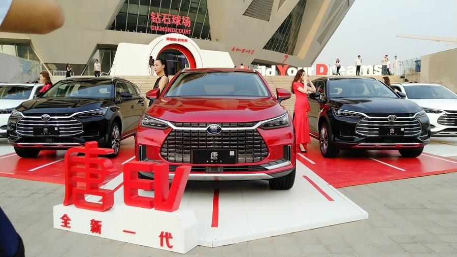 吐血推荐/不看后悔 广州车展值得关注的新能源车总览