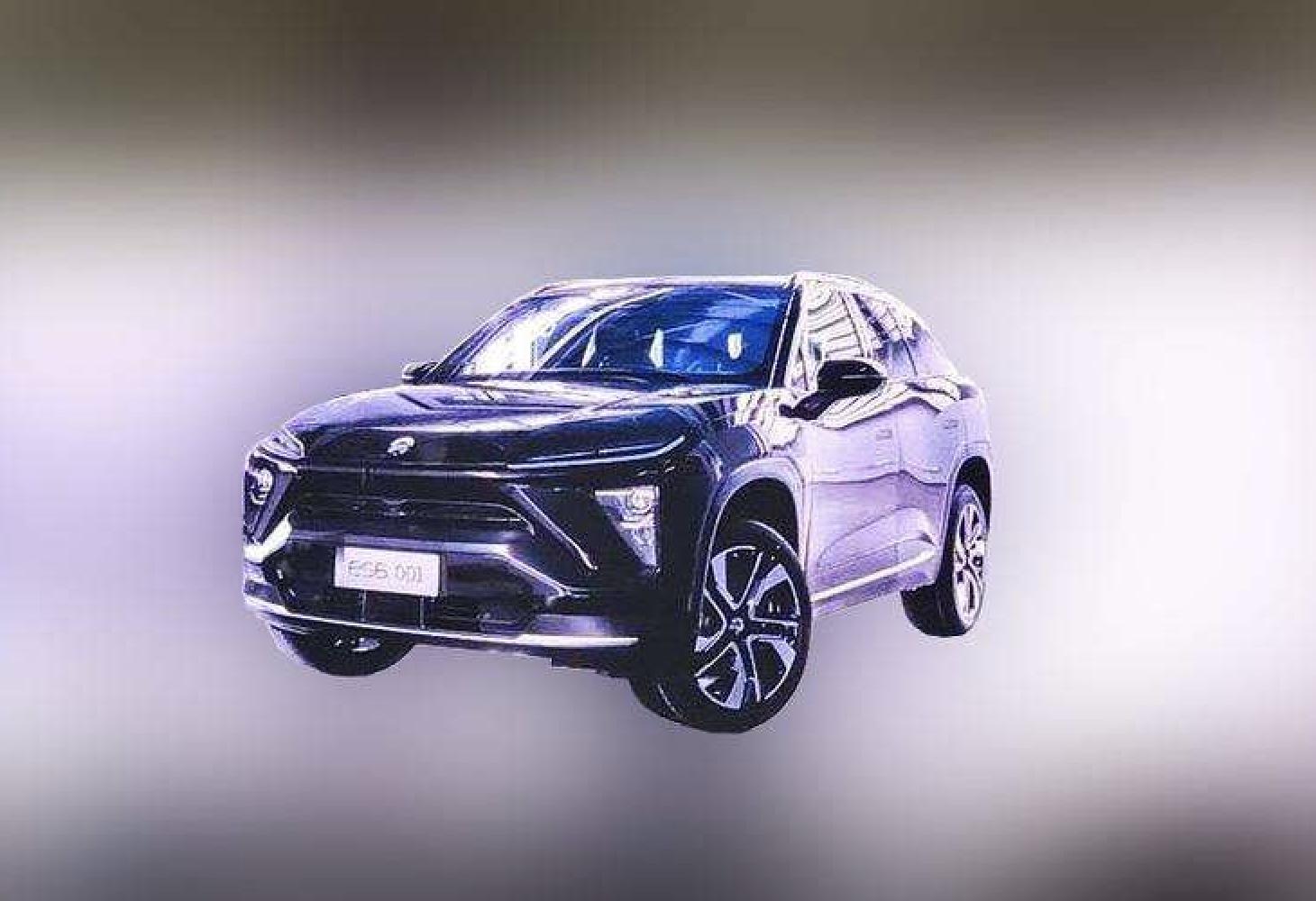 蔚来汽车宣布12月15日首发 第二款量产车型ES6纯电动SUV