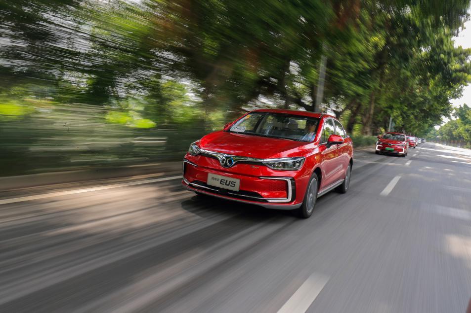 技術升級,品牌向上! EU5獲A級純電動汽車銷量冠軍
