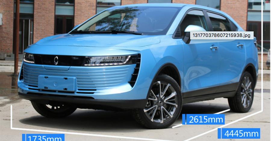 EVES2018新能源汽车评选 长城欧拉iQ获年度最受关注紧凑型电动SUV