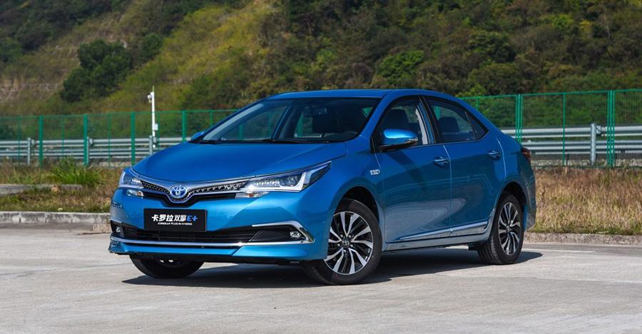 EVES2018新能源汽车评选 一汽丰田卡罗拉双擎E+获年度最受关注混动轿车