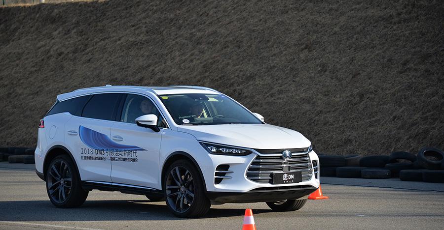 EVES2018新能源汽车评选 比亚迪全新一代唐DM获年度最受关注混动SUV