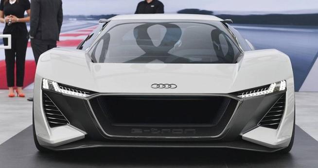 奥迪将推出PB18 e-tron超跑  限量50台