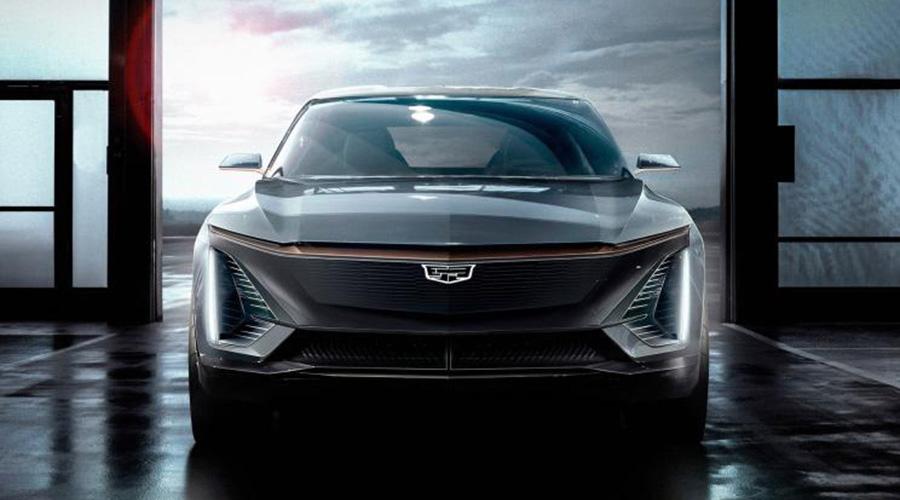 凯迪拉克纯电动概念SUV官图发布 未来或投入量产