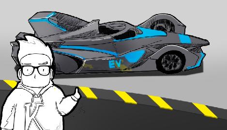 【EV視界小王說】靠人氣也能獲第一?這樣的賽車比賽你知道嗎?