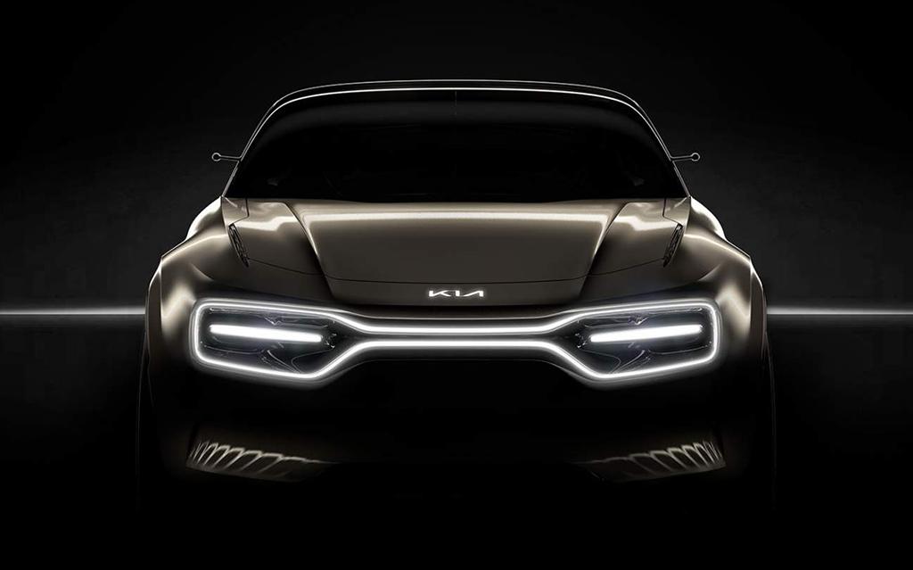 起亚发全新电动概念车 日内瓦车展亮相