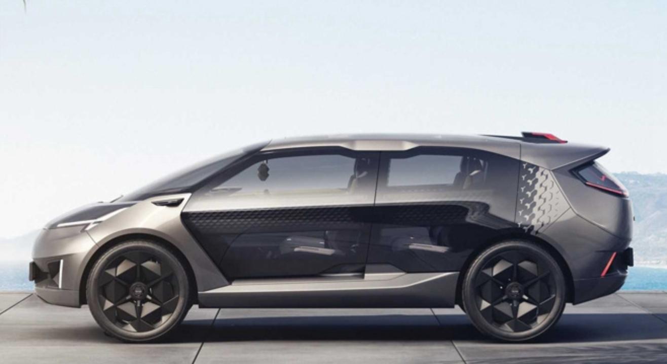 广汽新能源推全新纯电动SUV Aion X 或9月上市 续?#20132;?#36229;600