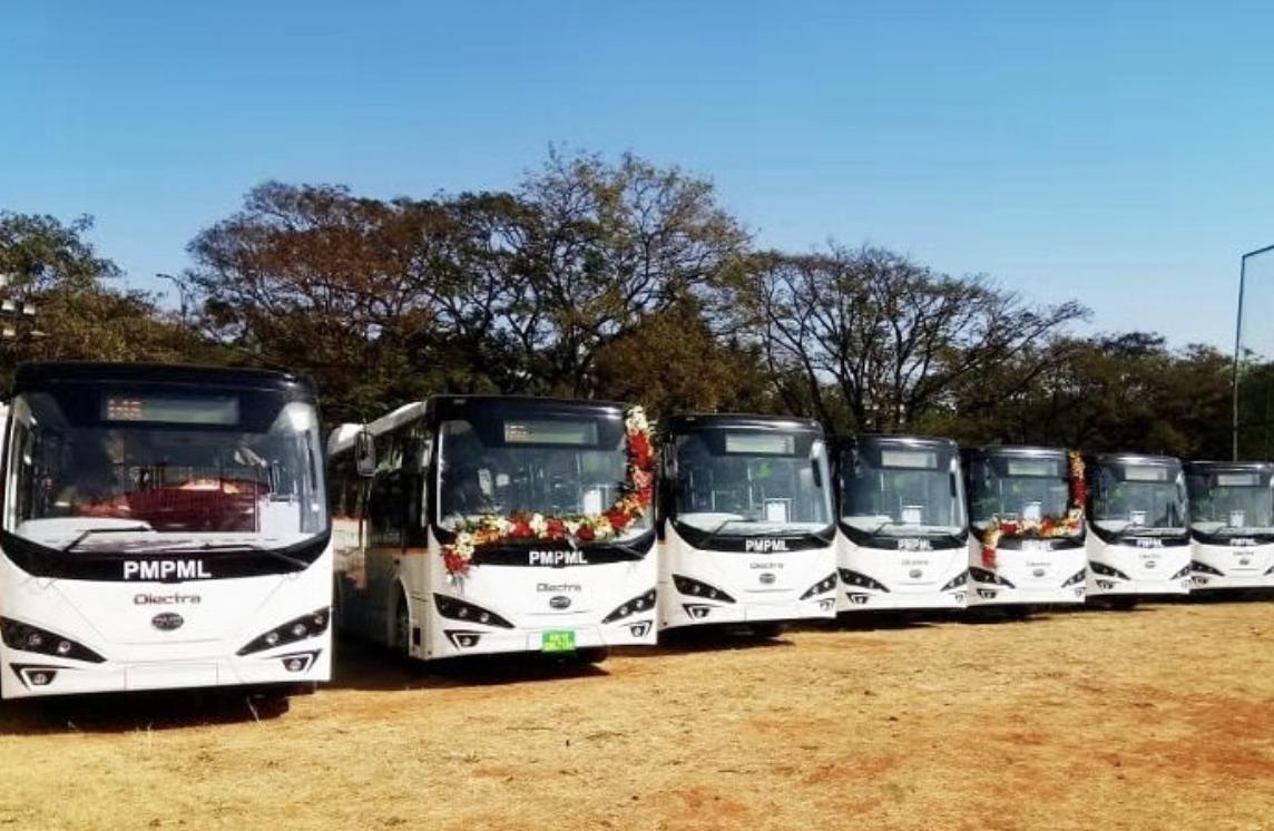 印度汽车重镇浦那追加订单125台,比亚迪打造当地最大纯电动大巴车队