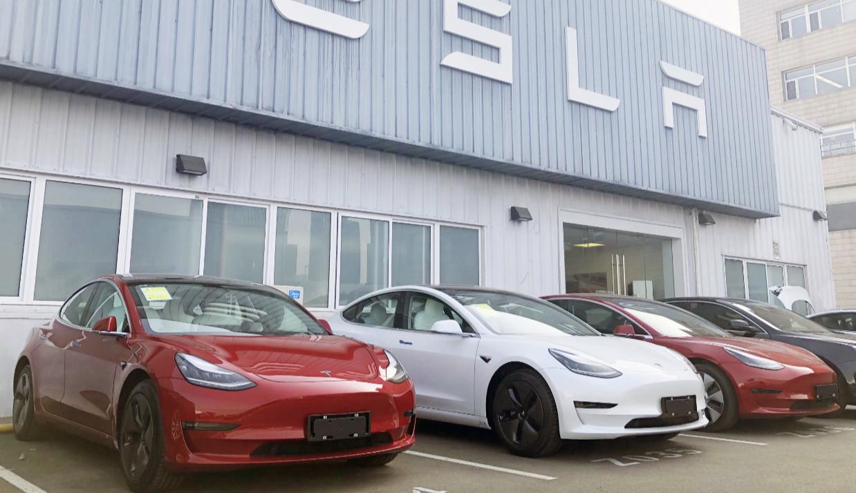 特斯拉Model 3全国陆续开始交付