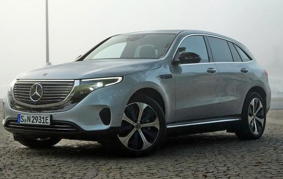 奔驰EQC将在上海车展首发 国产版年底下线并上市