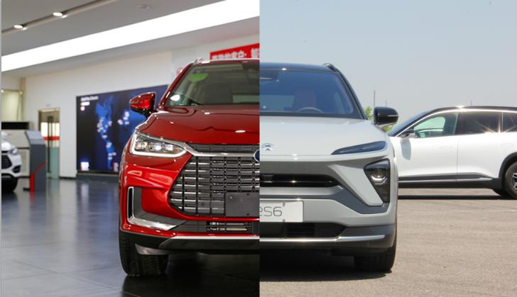 自重2吨的性能怪兽百公里加速破5s是个什么体验? 推荐两款高性能纯电动SUV