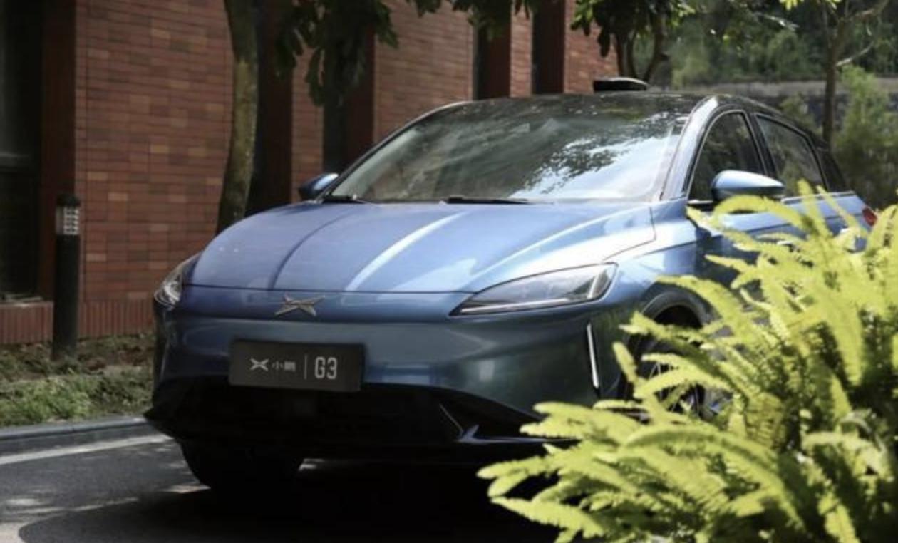 2020款小鹏G3已经确定将于7月10日正式上市