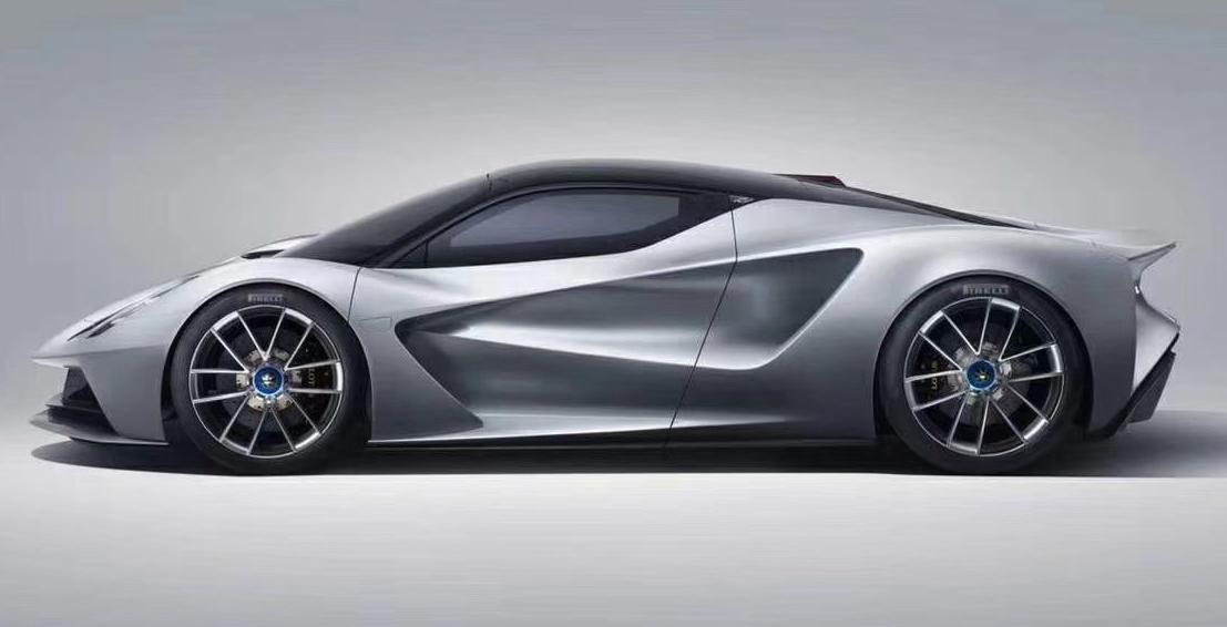 路特斯Evija发布 0-100kn/h加速低于3秒