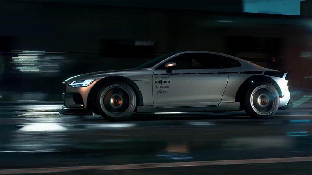新《極品飛車》預告曝光 將推新能源車型