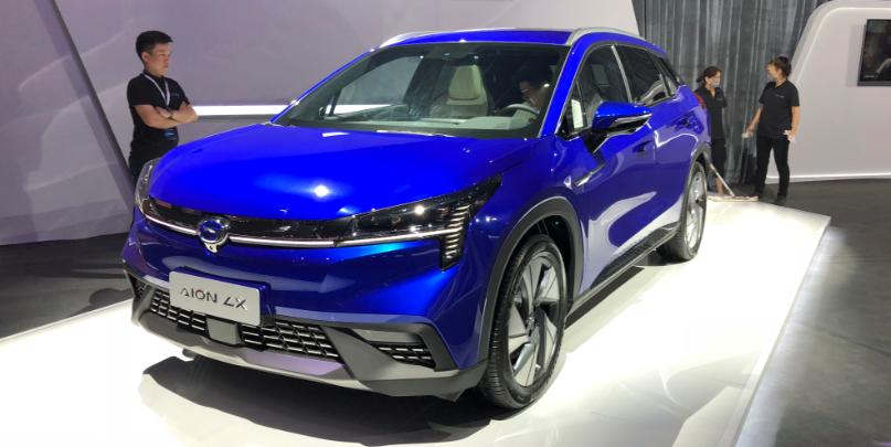 预售价25万元起 广汽新能源Aion LX正式开启预售