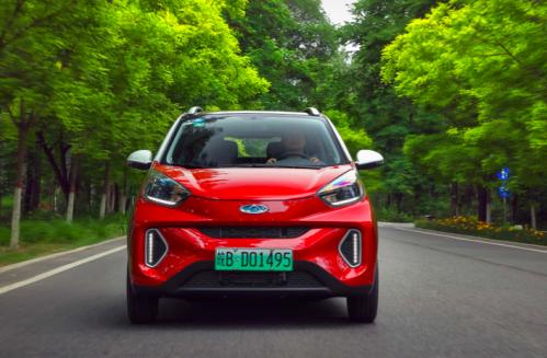 新能源汽車市場競爭加劇,奇瑞新能源小螞蟻銷量依然堅挺