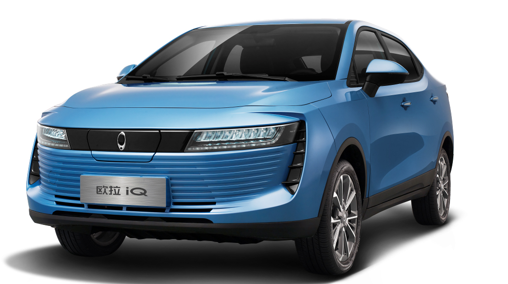 歐拉推出新增車型 補貼後售12.48萬