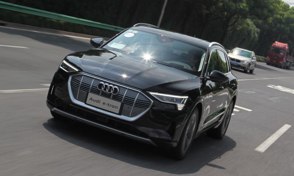 诠释豪华电动SUV的典范之作  奥迪e-tron体验试驾