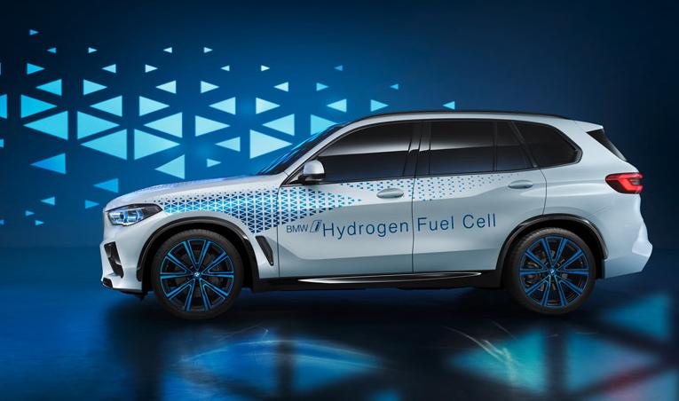 宝马部署氢燃料电池技术 2022年或量产