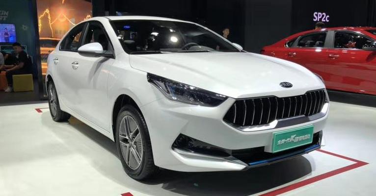 东风悦达起亚K3插电混动版区域上市 补贴后售价16.68万起