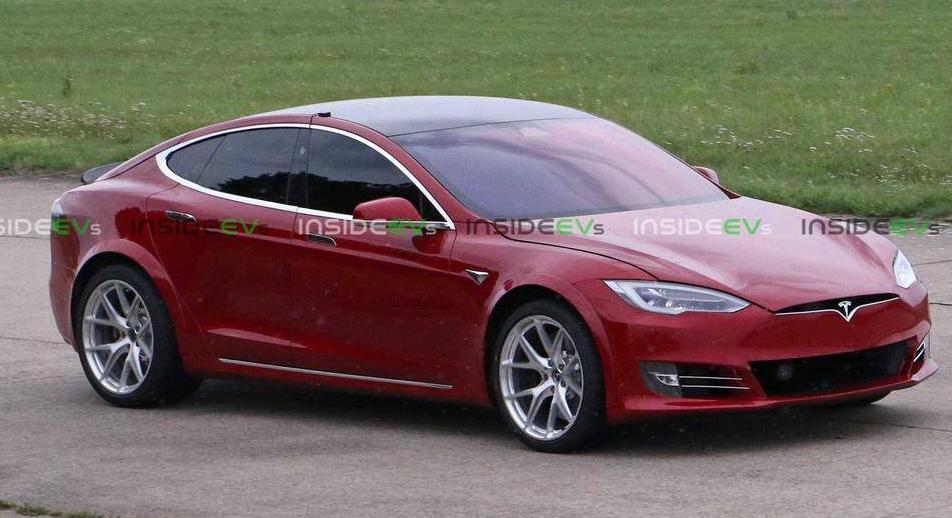 疑似Plaid高性能版   三電機版特斯拉 Model S 現身紐北