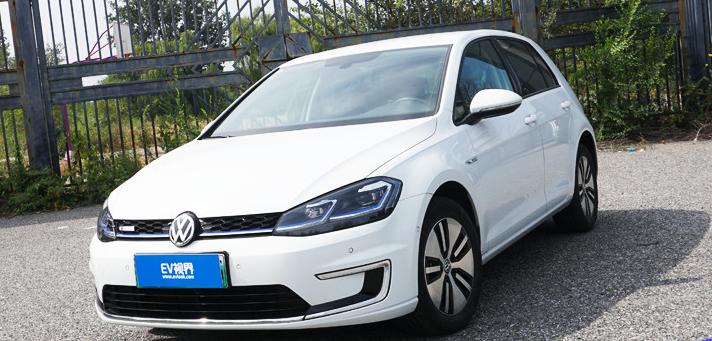 """德系""""小钢炮""""的电动新身份  大众e-Golf体验试驾"""
