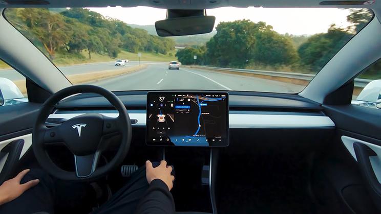 特斯拉FSD辅助驾驶功能涨价 上调1000美元
