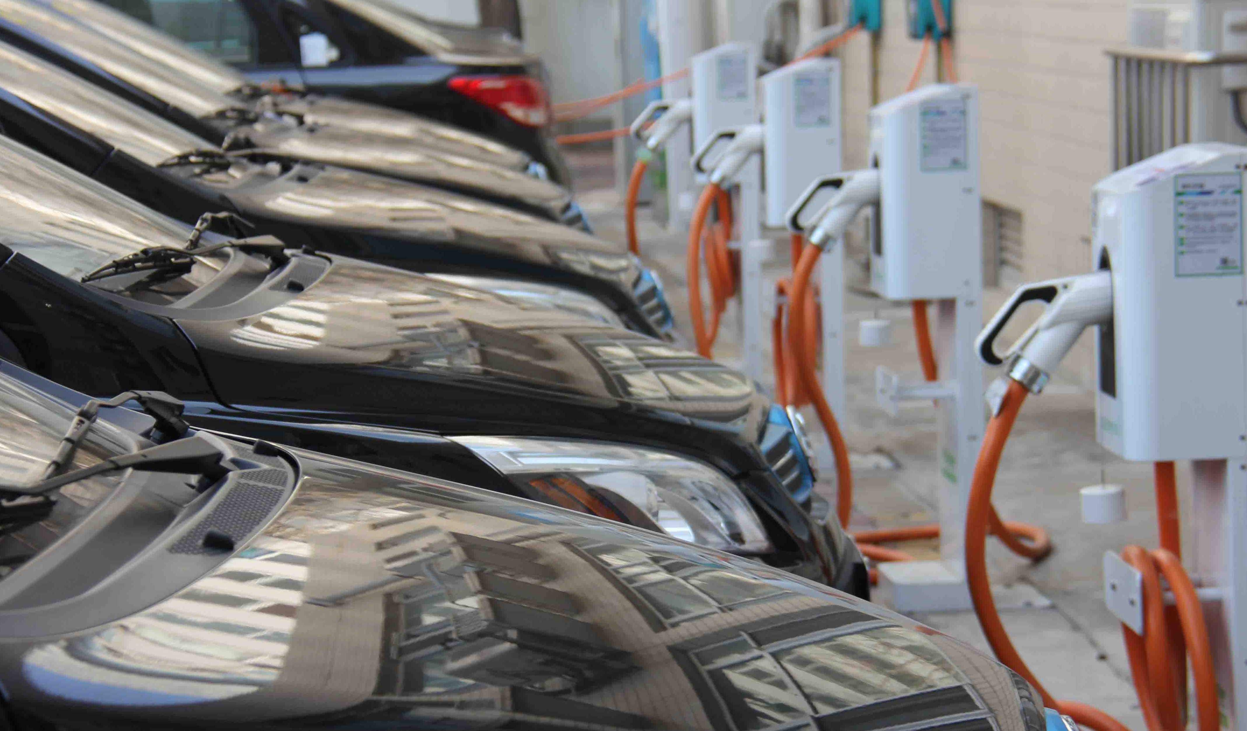 南昌规划新建新能源车充电桩16300个