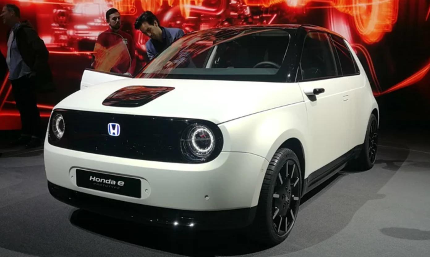 本田或于2022年推出新電動車 推進電氣化
