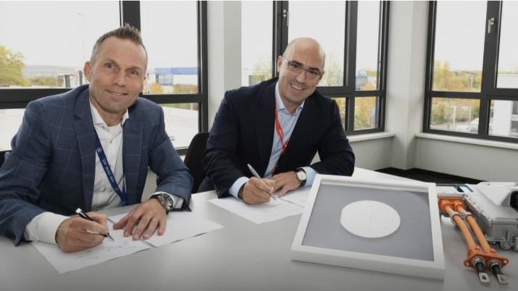 科銳與采埃孚推進電驅動領域合作 應用碳化硅技術