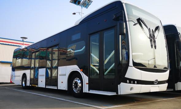 379台!比亚迪斩获美洲地区最大纯电动大巴订单