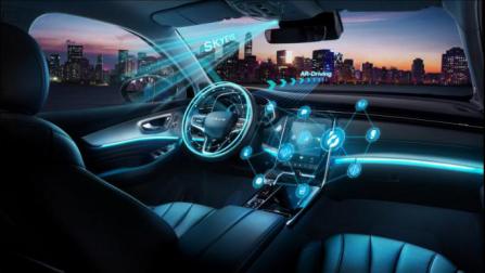 插电版智能座舱究竟有哪些黑科技?广州车展为你揭秘!