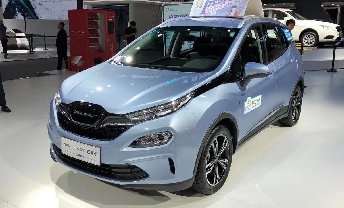 2019廣州車展新能源品牌車型盤點 北汽新能源
