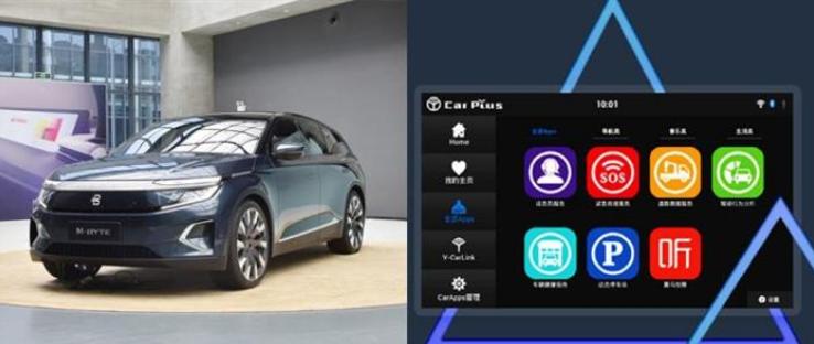拜騰與九五智駕簽署合作備忘錄 布局汽車網聯產品研發