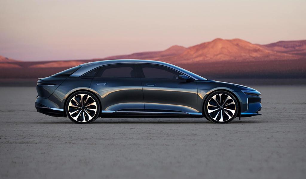 Lucid Motors工厂奠基仪式完成 将在2020年投产