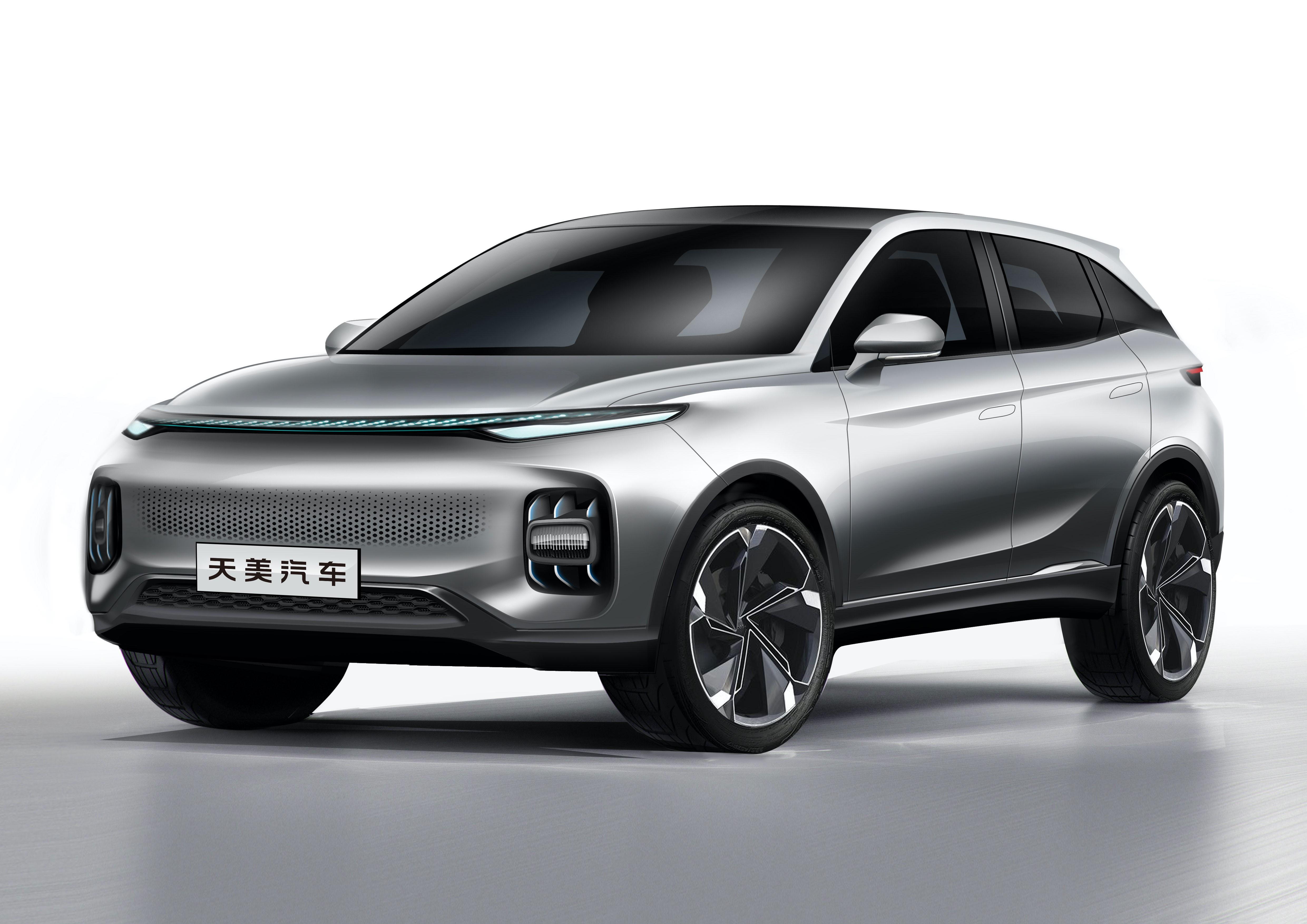 新能源領域又添新勢力 天美汽車將在2020年推出新車型