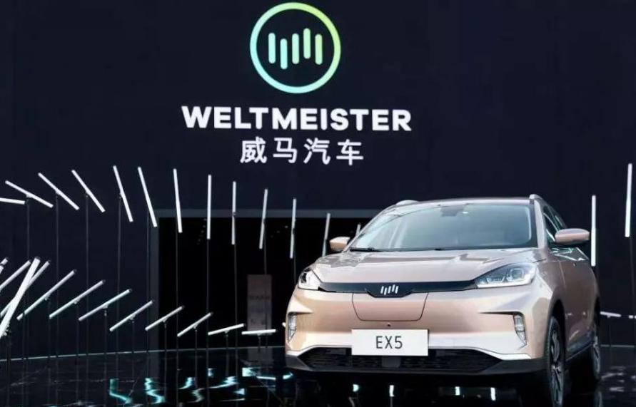 占据全球新能源车市场1.16%!威马2019年共销售16876辆